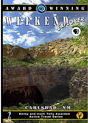 Carlsbad, New Mexico - Travel Video - DVD.