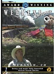 Durango, Colorado - Travel Video - DVD.