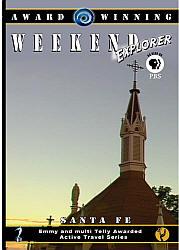 Santa Fe, New Mexico - Travel Video - DVD.