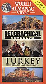 Turkey: The Enchanted Land of Cappadocia - Travel Video.
