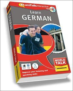 World Talk, German CD ROM Language Course.