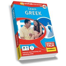 World Talk, Greek CD ROM Language Course.