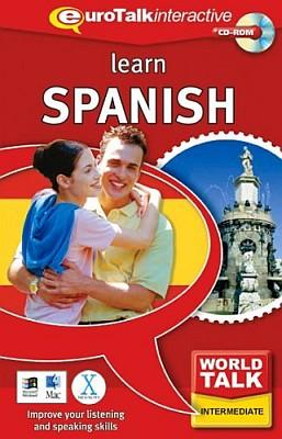 World Talk, Spanish CD ROM Course.