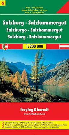 Salzburg Region and Salzkammergut #6.