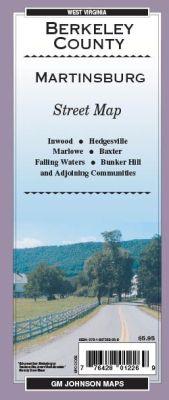 Berkeley County and Martinsburg, West Virginia, America.