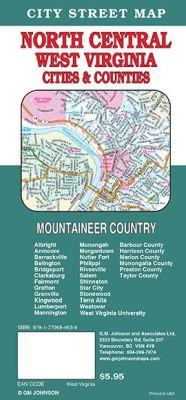 Morgantown and Fairmont, West Virginia, America.