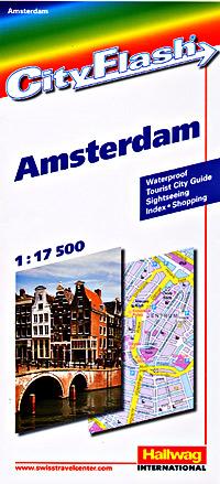 AMSTERDAM Cityflash, Netherlands.