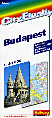 BUDAPEST Cityflash, Hungary.