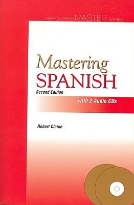 Mastering Spanish Audio CD Language Course.