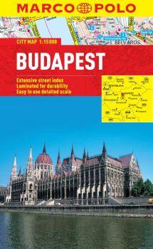 BUDAPEST, Hungary. Marco Polo edition.