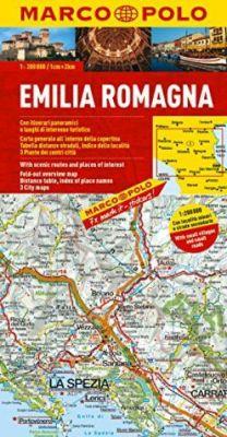 Emilia Romagna Region. Marco Polo edition.