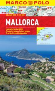 Mallorca Road and Tourist Map. Marco Polo edition.
