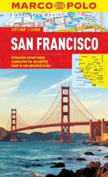 San Francisco, California, America. Marco Polo edition.