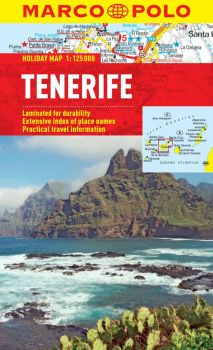 Tenerife Romagna Region. Marco Polo edition.